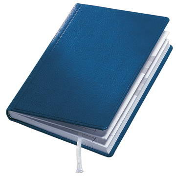 Blue Diary Notepad