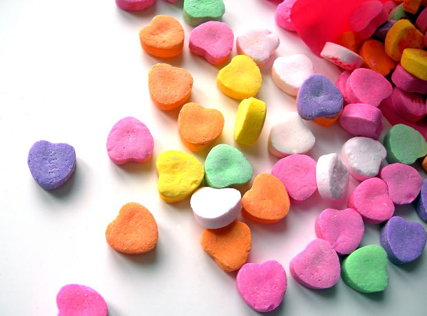 colorful-heart-candy-spread
