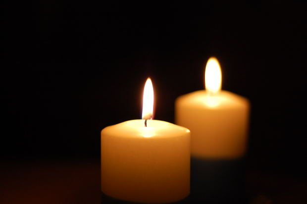 two-candle