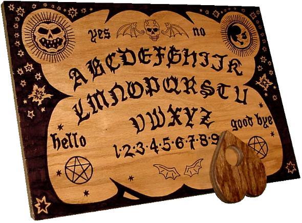 Image English Ouija Board by Mijail0711